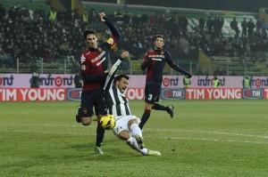 Cagliari-Juventus-Quagliarella