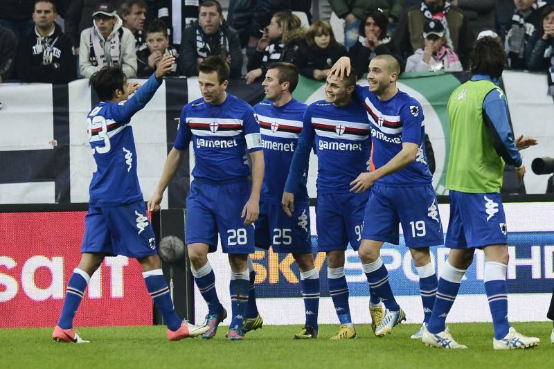 Juventus+Sampdoria+Icardi