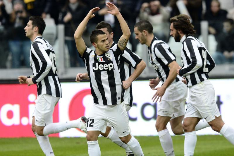 Juventus+Sampdoria+giovinco