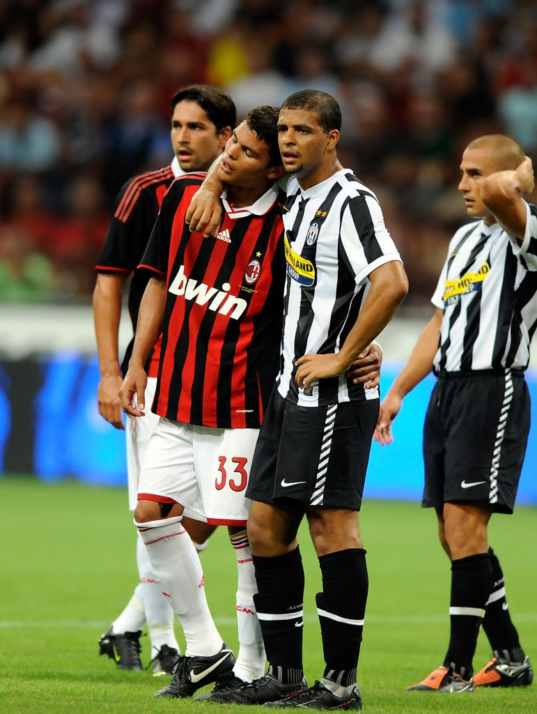 Felipe+Melo+Thiago+Silva