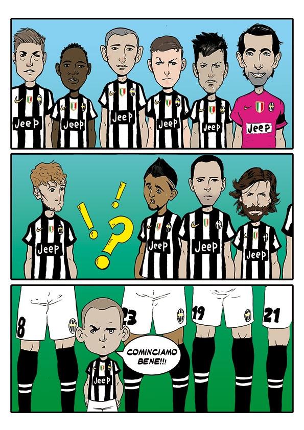 Giovinco-Juventus