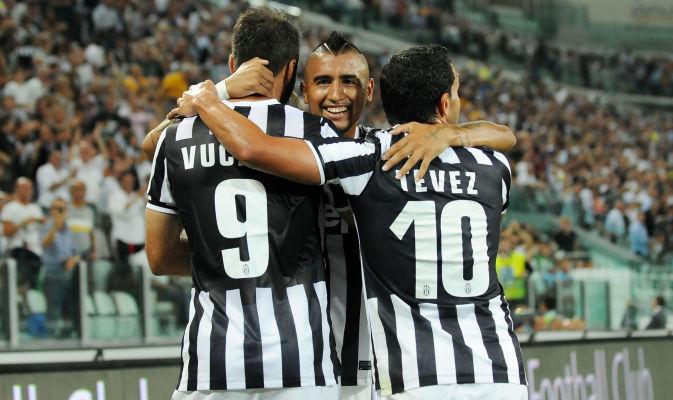JUVENTUS-Lazio_4-1-Vidal+Tevez+Vucinic