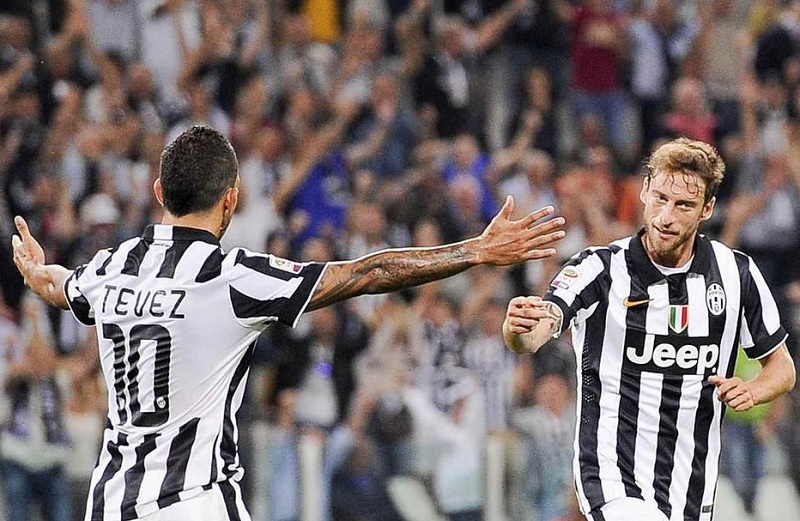 Tevez-Marchisio