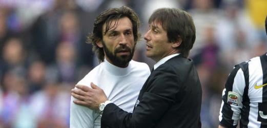 Pirlo și Conte