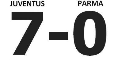 JUVENTUS-PARMA-7-0
