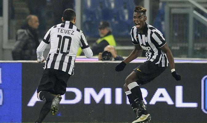 Pogba-Tevez-Lazio-Juventus