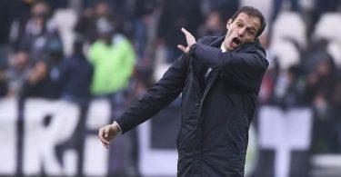 Juventus-Sampdoria-Allegri
