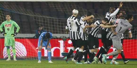 Juventus victor