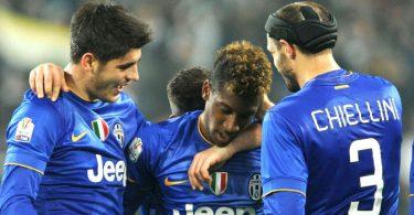 Juventus - Verona 6-1 Rezumatul