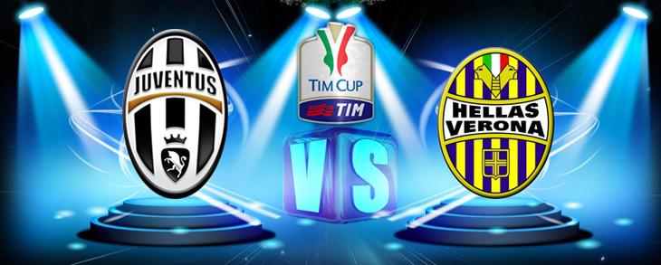 Cupa Italiei: Juventus - Verona