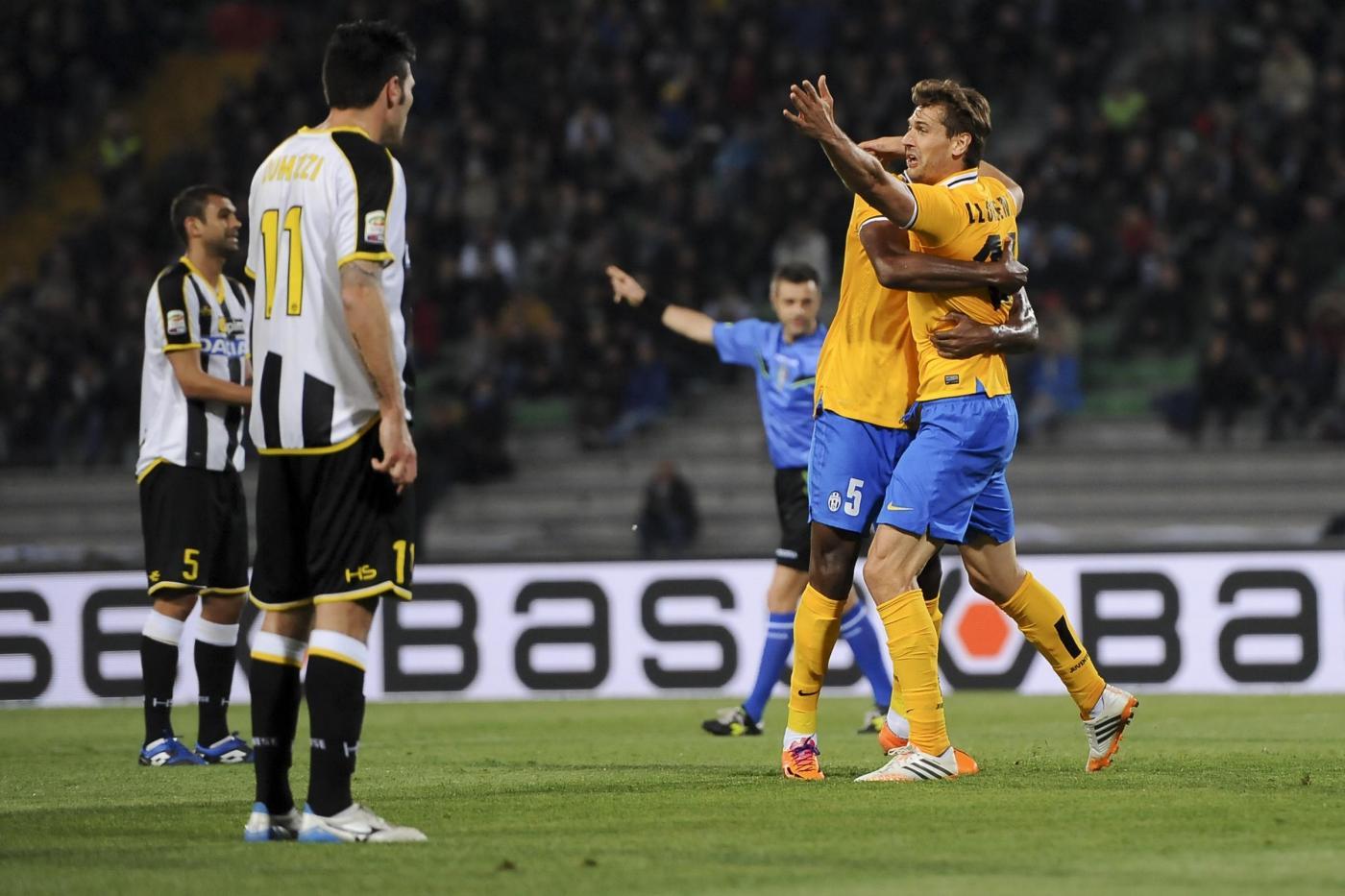 Udinese vs Juventus - Serie A Tim 2013/2014