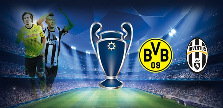 Borussia Dortmund - Juventus