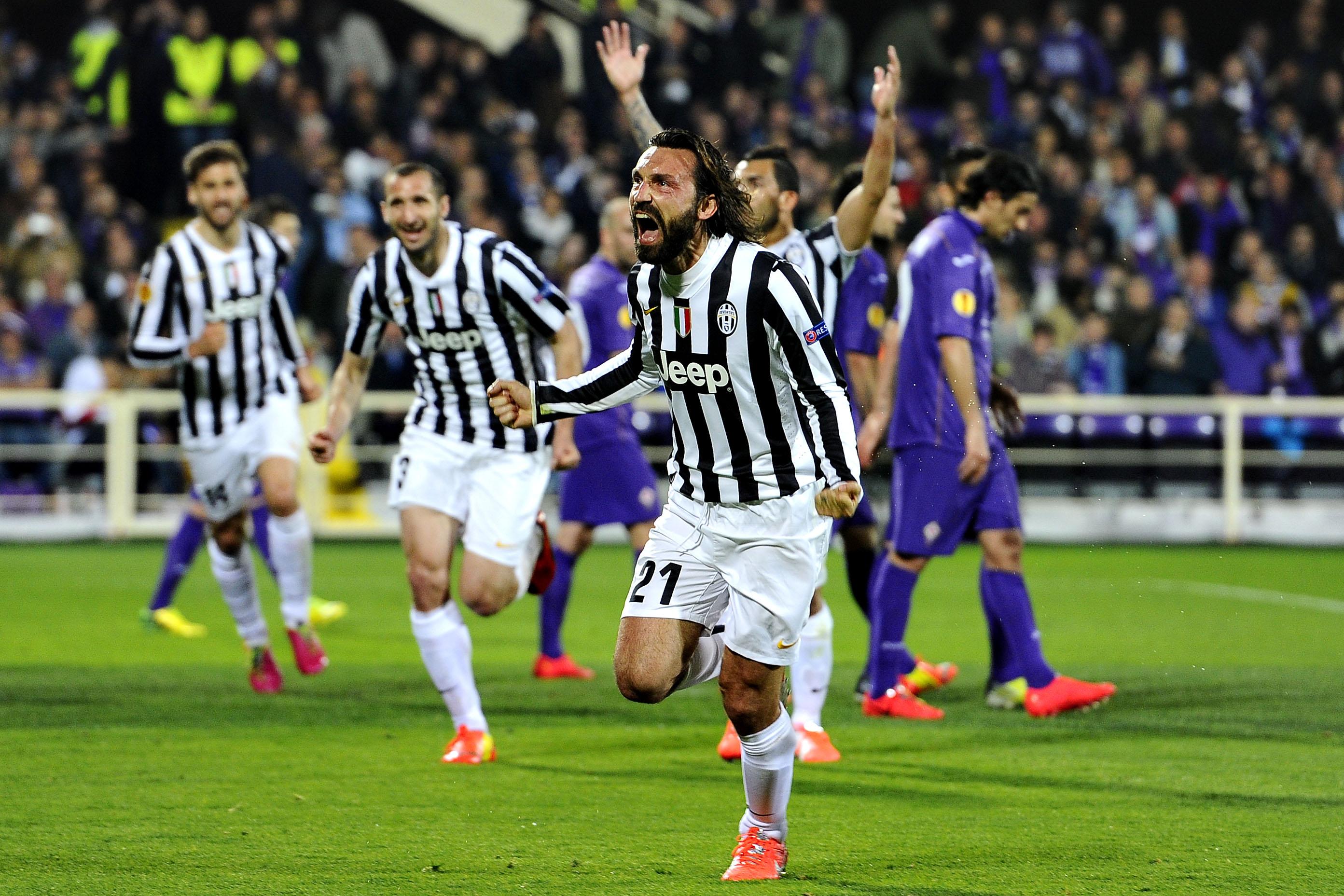 Fiorentina-Juventus Europa League